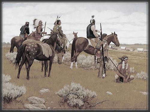 liberte,Amerindiens,Cherokee