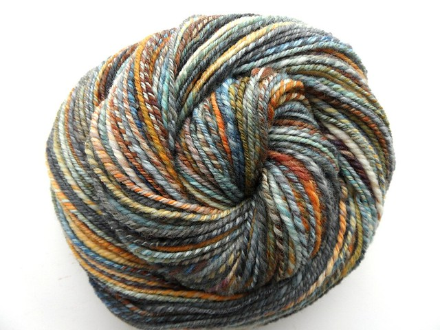 FCK -MB Winter 2011-1-Merino-n-plied-blue colorway-236yds-4