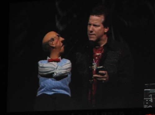 Jeff Dunham and Walter