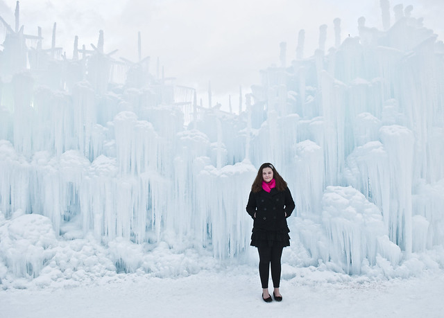 Midway Ice Castles