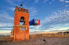 Torre de la Vela (GilsonTristan) Tags: españa spain espanha andalucia alhambra granada andalusia