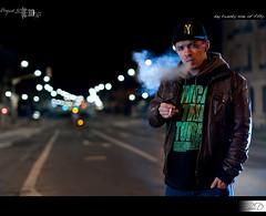29|50 - Africa Is the Future (HD Photographie) Tags: portrait project pentax bokeh cigarette hd 50 mk projet herv cigaret k7 2011 strobist dapremont hervdapremont project50|50