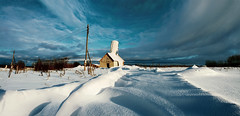 (dSavin) Tags: trip winter light panorama snow storm cold color tower ice water ecology rock del drops shadows village cloudy russia handmade bricks watertower plumbing apocalypse panoramic structure sharp filter wires icicle scala civilization ladder pressure midday crisis slope billet lump 2012 malfunction bottomup dropsofwater   whirl breakage   2011 thresholds inthevillage   mismanagement    cataclysm inthefield            theblockofice