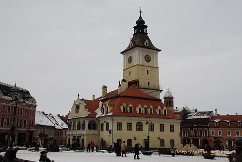 Brasov - primaria veche