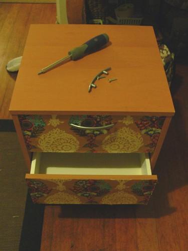 Jenny: Ikea Drawers Revamp