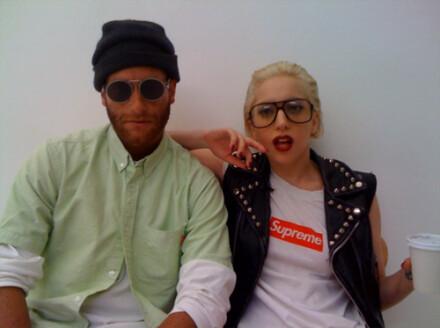Aaron & Lady Gaga