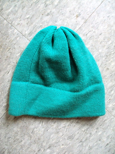 Teal Stocking Cap