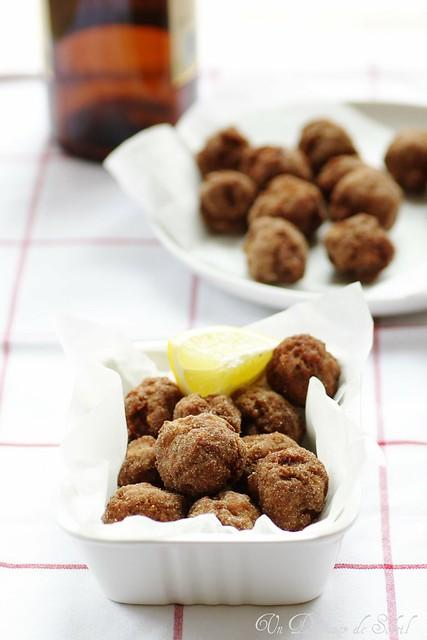 Lemon meatballs- Polpette al limone candito