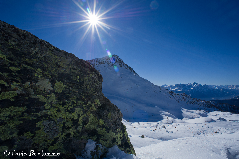 Mont Tantanè, versante Nord