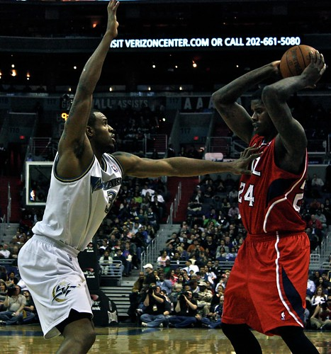 washington wizards, atlanta hawks, nba, february 5th, 2011, truth about it, adam mcginnis, trevor booker, marvin williams