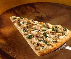FRESCHETTA® By The Slice Chicken Spinach Mushroom Hero
