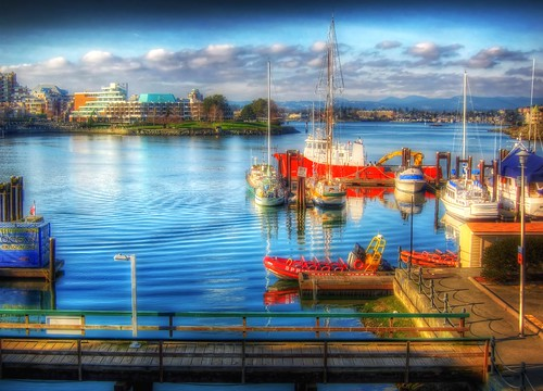 Vancouver Island HDR