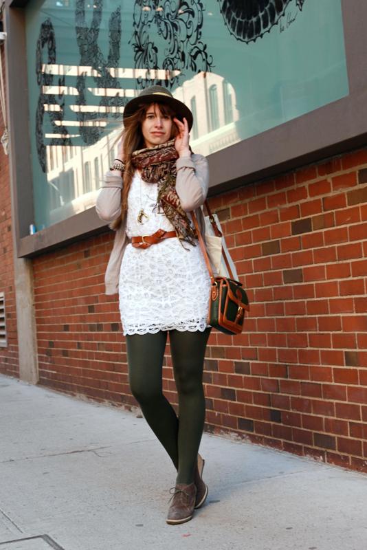 juliemass - new york street fashion style
