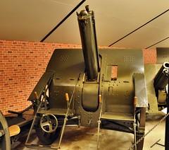 koda vz.13CH field howitzer (1913) (The Adventurous Eye) Tags: gun cannon artillery playingwar howitzer koda leanymilitarymuseum