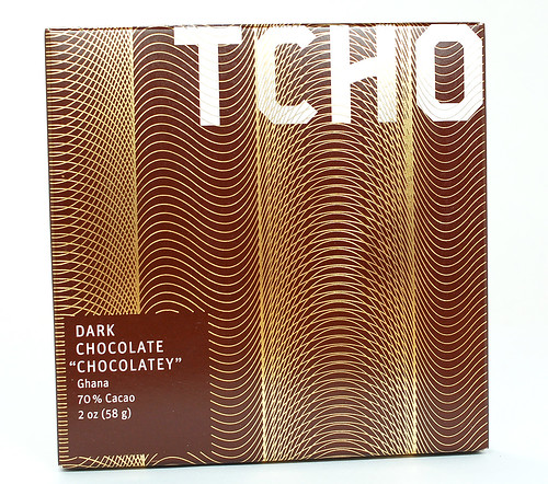 "TCHO Dark Chocolate ""Chocolatey"""