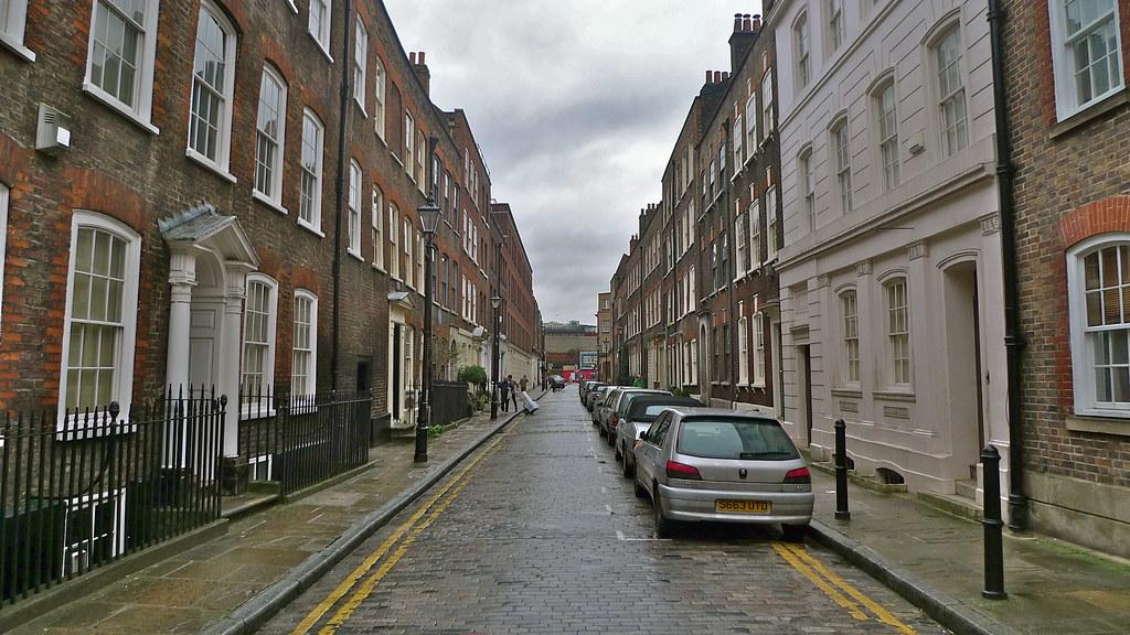 Spitalfields Street