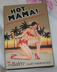 TheBalm Hot Mama Blusher FOR SALE!!