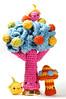 tree and friends (callie callie jump jump) Tags: color tree smile burlington vermont berries handmade crochet craft plush kawaii fiber amigurumi urbanfarmgirl erinnsimon