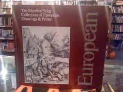 Manfred Selig Collection of European Drawings and Prints, Weston, Wallace