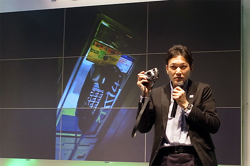 FinePix X100 Mr.Hanawa