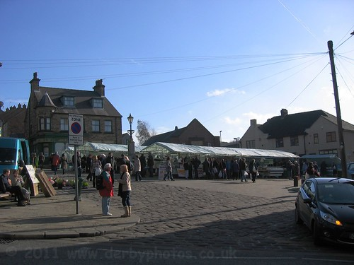 Belper Farmers Market