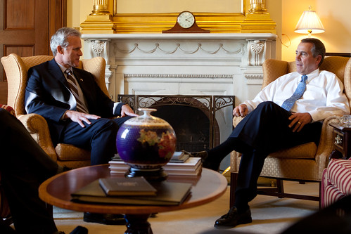 "Speaker Boehner to Israeli Ambassador Michael Oren...""the United ..."