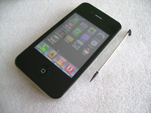 iPhone 4 Look Alike
