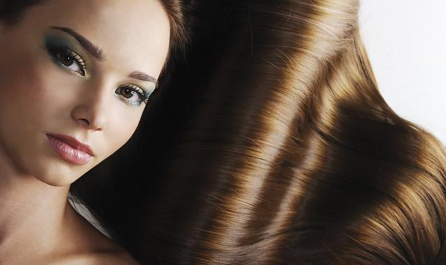 волосы на заколках как метод наращивания