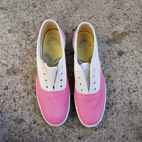 ReStyled Keds