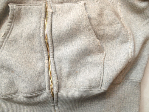 Champion [Expansion] / Reverseweave Full-Zip Hooded Sweat