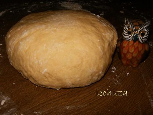 Empanada carne y queso-masa
