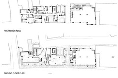 Ground and 1st Floor Plans
