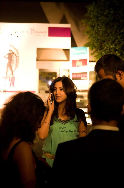 Model and Actress Sampada Vaze George
