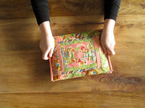 Uma bolsa para portátil