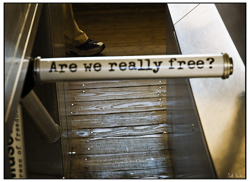 Are We Really Free
