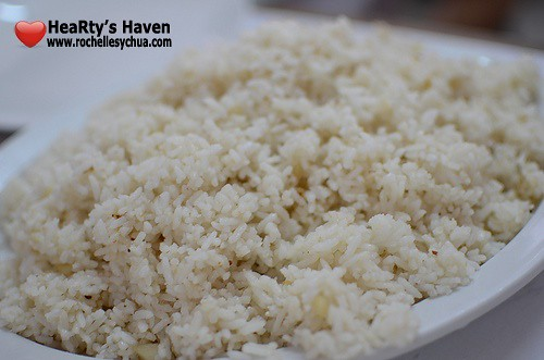 Estero Garlic Rice