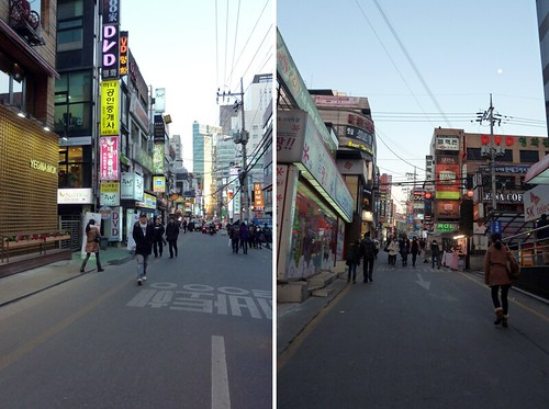 Day 2 - Evening in Gangnam