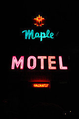 The Maple Motel (The Berlin Turnpike) Tags: