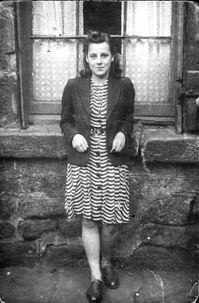 May Finnigan 1940s