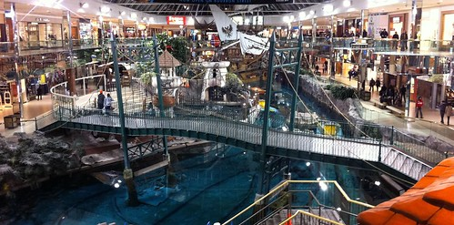 West Edmonton Mall: The Tacky Las Vegas of the North