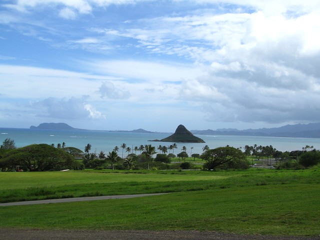 Chinaman's Hat, Kaneohe, Oahu, Hawaii