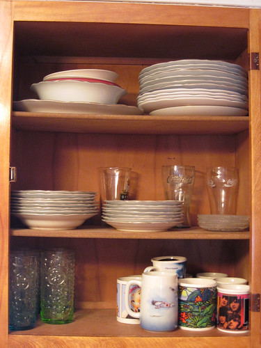 Dish Cupboard