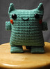 Kitty Callie (callie callie jump jump) Tags: smile kids burlington toy stuffed vermont crochet humor craft plush yarn fantasy kawaii etsy amigurumi creatures hamdmade urbanfarmgirl erinnsimon