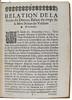 Page of text from Relation de la sortie du demon Balam du corps de la Mere Pnieune des Vrselines de Loudun