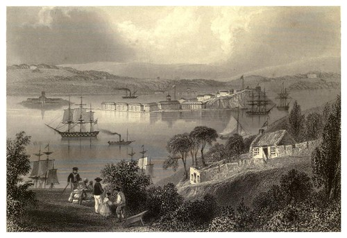 015-Cala de Cork-The scenery and antiquities of Ireland -Vol II-1842-W. H. Bartlett