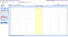 Wikipedia Google Calendar screenshot