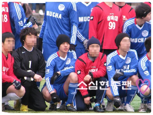 Kim Hyun Joong FC Men Photos [28.02.11]