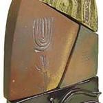 "<b>Vase</b><br/> John Onkka, LC '70 (clay, 1997) LFAC#2002:05:03<a href=""http://farm6.static.flickr.com/5052/5490327913_c951874282_o.jpg"" title=""High res"">∝</a>"