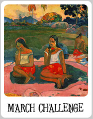March Monthly Challenge 2011 by claybuttons