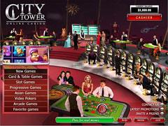 City Tower Casino Lobby